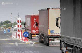 FORT cere Guvernului clarificări despre noile măsuri pentru şoferii de camioane care intră în ţară