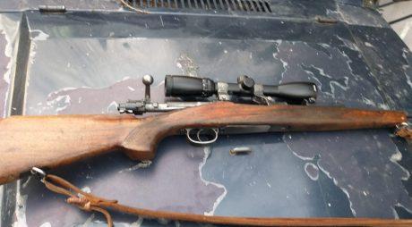 Cîmpu lui Neag: 6 persoane prinse de jandarmi la vânătoare ilegală au fost reținute