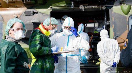 5.104 de români din străinătate – confirmaţi ca infectaţi cu noul coronavirus