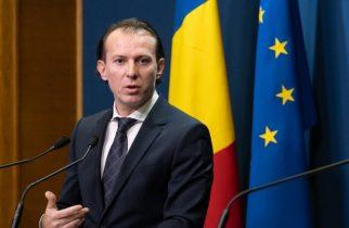 Cîţu: Rămân la opinia că estimarea Comisiei Europene este prea pesimistă, dacă ne uităm la ce se întâmplă în România astăzi