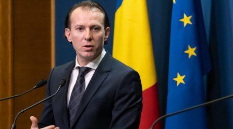 Florin Cîțu: Majorarea pensiilor creează probleme de sustenabilitate bugetului pentru următorii doi ani