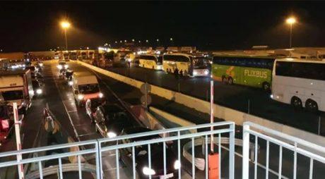 BILANȚUL DIMINEȚII: câți români au revenit în țară de ieri până astăzi, prin Vama Nădlac