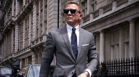 """Lansarea următorului film din seria """"James Bond"""", amânată pentru luna noiembrie"""