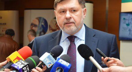 "Alexandru Rafila: ""Probabil luni sau marți vom trece la scenariul 4"""