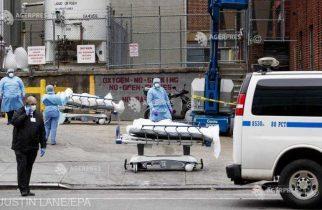 COVID-19 a devenit a treia cauză de deces în Statele Unite