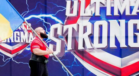 Alex Hunedoreanul – Strongman