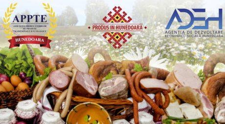 PRODUS ÎN HUNEDOARA – sprijin pentru producătorii locali din județ