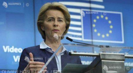 UE a strâns donaţii în valoare de 7,4 miliarde de euro pentru asigurarea accesului universal la vaccinuri