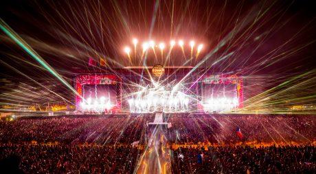 Festivalul de la Sziget şi alte evenimente artistice, anulate din cauza pandemiei