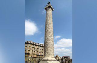 LECȚIA DE ISTORIE – 12 mai: Inaugurarea Columnei lui Traian din centrul Romei