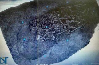 Timiş: Mormânt colectiv din perioada ciumei din secolul XVIII, descoperit pe un şantier dintr-un campus şcolar