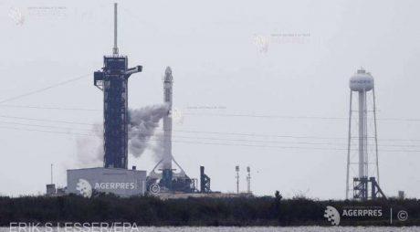 Misiune amânată pentru capsula Crew-Dragon