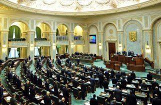 Senat/ Comisia juridică a reluat dezbaterile asupra proiectului privind carantinarea şi izolarea
