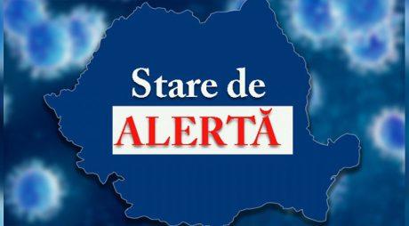 CNSU propune prelungirea stării de alertă pe teritoriul României cu încă 30 de zile