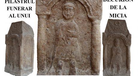 Piesa zilei la Muzeul Civilizației Dacice și Romane