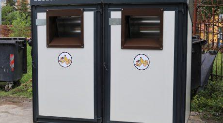 Hunedoara: 36 de containere-module, amplasate în 9 noi zone cu platforme supraterane pentru colectarea gunoiului menajer