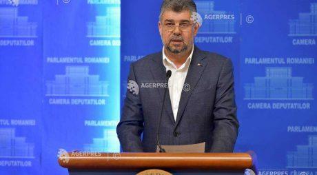 Ciolacu: Până la sfârşitul săptămânii vom avea un proiect legislativ pentru prelungirea mandatelor aleşilor locali