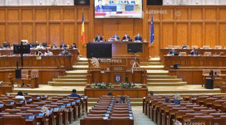 Proiectul privind impozitarea pensiilor speciale va fi introdus şi în plenul reunit de joi