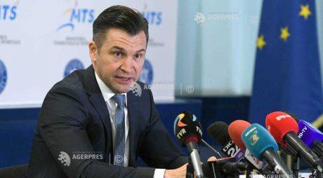Bugetele federaţiilor sportive vor fi corectate, anunţă ministrul Tineretului şi Sportului