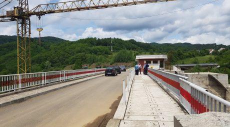 """Informare Instituția Prefectului cu privire la investiţia """" Acumularea Mihăileni, pe râul Crişul Alb"""""""