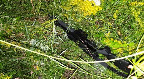 Cercetați pentru braconaj, după ce au aruncat arma de vânătoare în boscheți