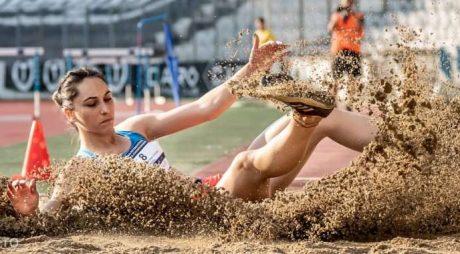 Atletism: Florentina Iușco, la Campionatele Balcanice în sală de la Istanbul