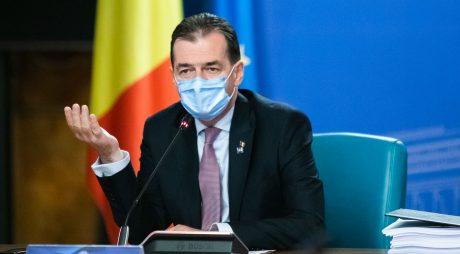 Ludovic Orban: Am decis să-mi depun mandatul de premier