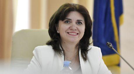 Cristina Monica Anisie, propunerea Partidului National Liberal (PNL) pentru functia de ministru al Educatiei, este audiata in comisia de specialitate, miercuri, 30 octombrie 2019, la Palatul Parlamentului. ANDREEA ALEXANDRU / MEDIAFAX FOTO