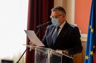 Foto: Ceremonia de depunere a jurământului de învestitură la Consiliul Local Deva