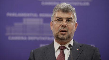 Ciolacu: Vom lucra cu sindicatele din Poliţie; legile privind sistemul de apărare să fie respectate de guvernare