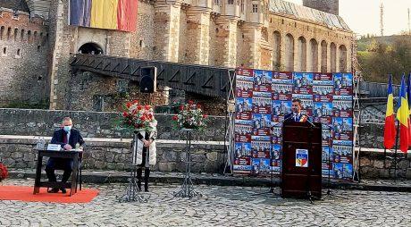 Primarul ales al municipiului Hunedoara a depus jurământul