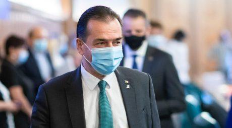 Ludovic Orban: Campania de vaccinare este fundamentală pentru evoluţia ulterioară a societăţii româneşti şi a economiei