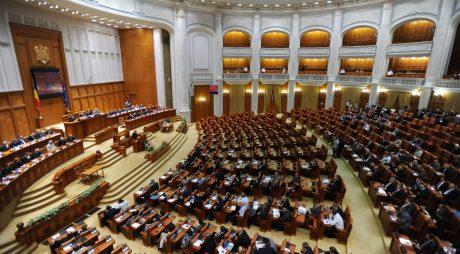 Parlament – audieri miniştri/Claudiu Năsui – aviz negativ pentru funcţia de ministru al Economiei