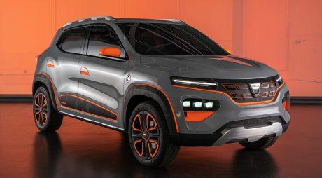 Cât va costa modelul electric Dacia Spring