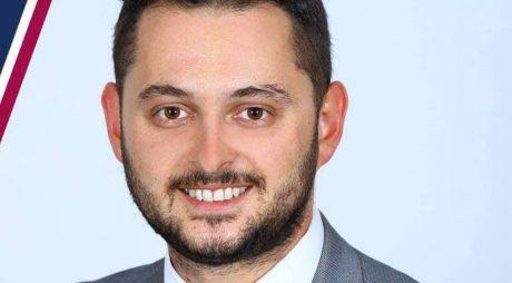 Laurențiu Nistor: Alin Țambă va fi unul dintre vicepreședinții Consiliului Județean