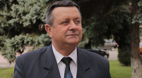 Viorel Sălan, la al doilea mandat de parlamentar, acum deputat
