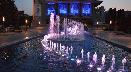 Mai multe clădiri reprezentative din Deva vor fi iluminate în albastru, sâmbătă, 14 noiembrie 2020, ca simbol al luptei împotriva diabetului