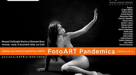 """MCDR Deva: Expoziție """"FotoART Pandemica"""""""