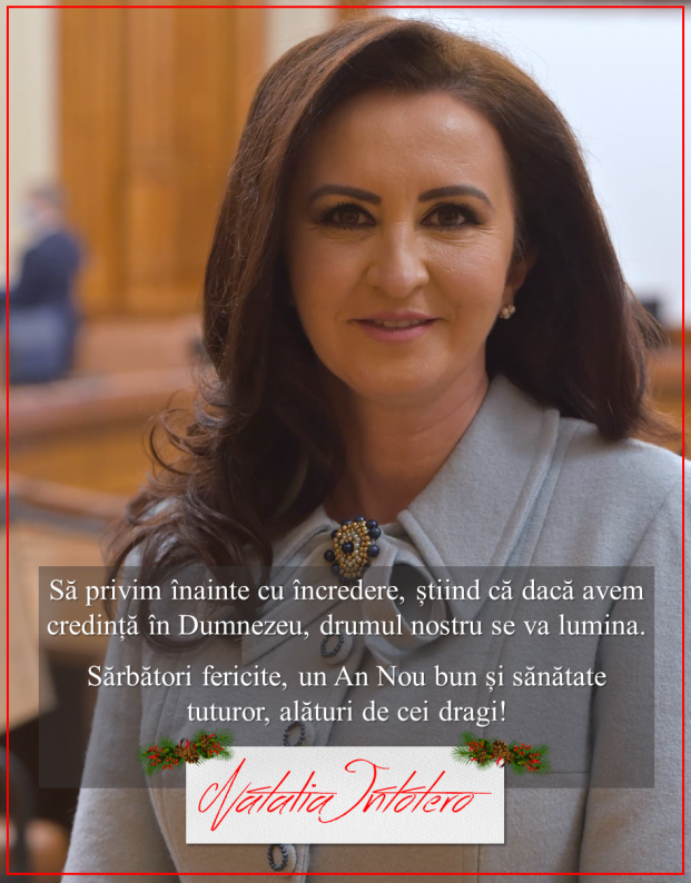 Natalia Intotero - Sărbători 2020