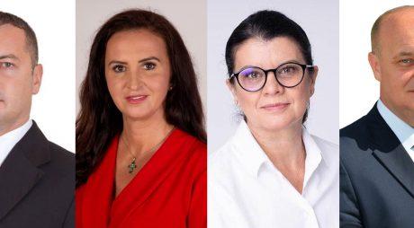 Știm numele a patru dintre viitorii parlamentari de Hunedoara