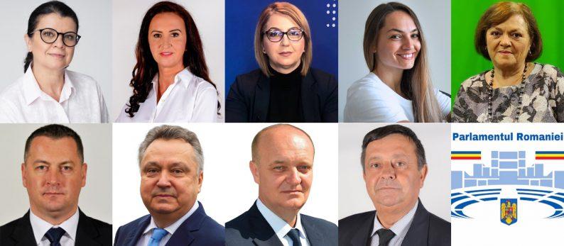 parlamentari jud hunedoara 2020