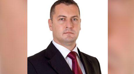 Cornel Cristian Resmeriță, la al patrulea mandat de parlamentar
