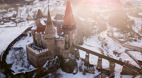 """Castelul Corvinilor se își depune candidatura pentru titlul de """"Marcă a patrimoniului european"""""""
