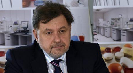 Conferinţă de presă susţinută de deputatul PSD Alexandru Rafila, la ora 17,00
