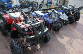 Creştere spectaculoasă pe piaţa moto. Vânzările de ATV-uri s-au majorat cu 86% în 2020