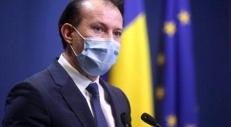 Cîţu: România, împotriva tuturor celor care nu ne dădeau şanse, are o campanie de vaccinare anti-COVID de succes
