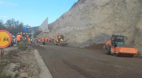 """Cei nouă kilometri """"lipsă"""" din autostrada A1 între Lugoj și Deva, gata abia peste câțiva ani"""