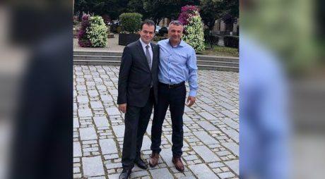 Primarul Devei, mesaj de susținere pentru Ludovic Orban