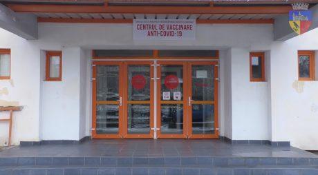 Centrul de vaccinare, deschis la Hunedoara