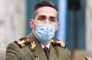 Vaccinare anti-COVID/Valeriu Gheorghiţă: Ne gândim la schimbarea modalităţii de programare cel puţin pentru centrele rurale